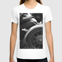 motorcycle T-shirts featuring motorcycle by Falko Follert Art-FF77