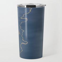 Abstract Sails Travel Mug