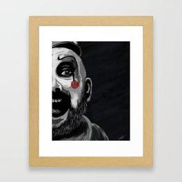 Captain Spaulding Framed Art Print