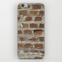 Texture #3 Bricks iPhone Skin