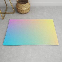 MELODY / Plain Soft Mood Color Tones Rug
