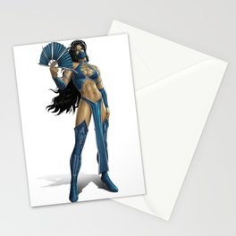 Scorpion mk game Stationery Cards