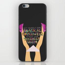 Magical Underwear iPhone Skin