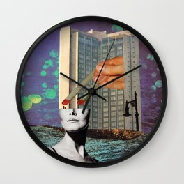 Laboratorio 84 Wall Clock