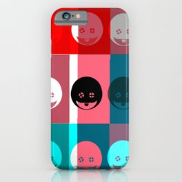 Freaky Fife iPhone Case