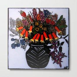 """Christmas Bells"" by Australian Artist Margaret Preston Metal Print"