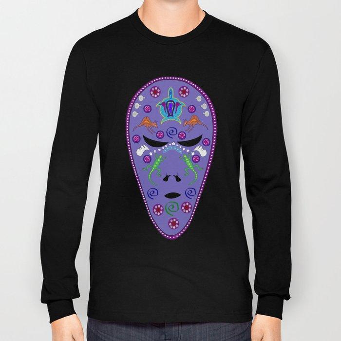Dream time Alien Long Sleeve T-shirt
