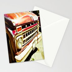 Ford Tough (2) Stationery Cards
