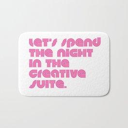 Cozy Creative Suite. Bath Mat