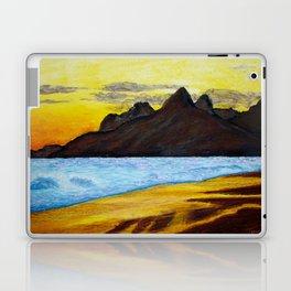 Sunset Beach Laptop & iPad Skin