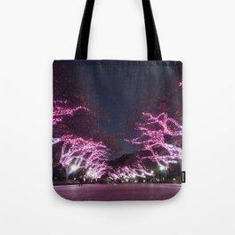 Ueno Park - Tokyo Tote Bag