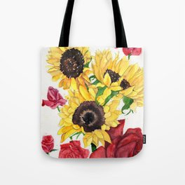 Happy Life Tote Bag