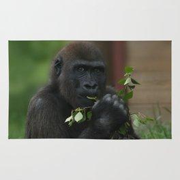 Cheeky Gorilla Lope Rug