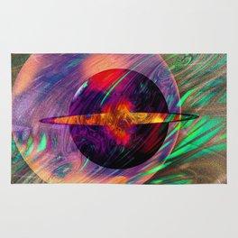 Galaxy 11:11- Sacred Geometry Art- Fractal Art Rug