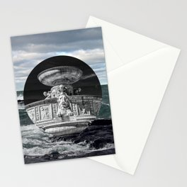 Detroit's Roar  Stationery Cards