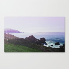 completely different but all the same Canvas Print