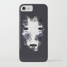 No-Face (Kaonashi) iPhone Case