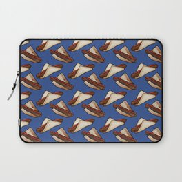 Australian Sausage Sizzle BBQ in Blue Laptop Sleeve