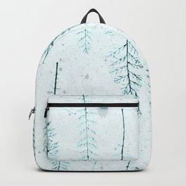 Botanical Pattern 3 (blue) Backpack