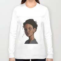 dylan Long Sleeve T-shirts featuring Dylan by Notwhatnot