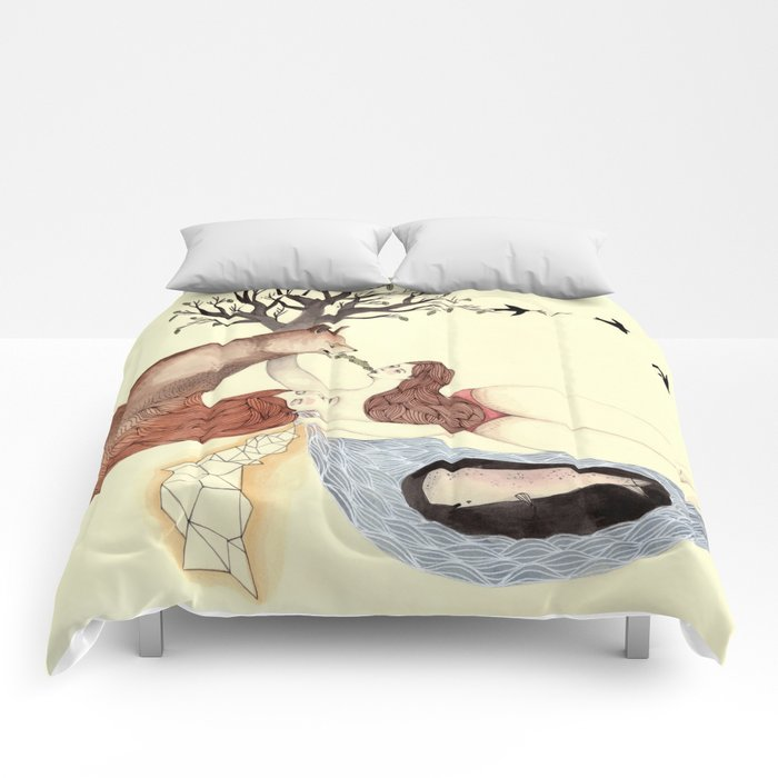 The Good Fight Comforters