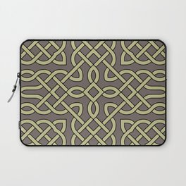 Celtic ornament Laptop Sleeve