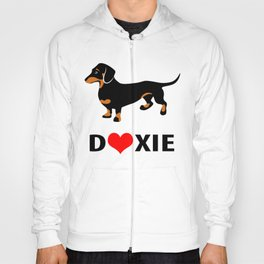 Doxie Love Hoody