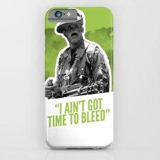 Badass 80's Action Movie Quotes - Predator Slim Case iPhone 6