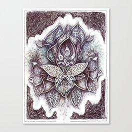 Imaginary Botany Canvas Print