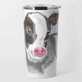 Cute Calf Travel Mug