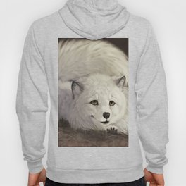 Arctic fox Hoody