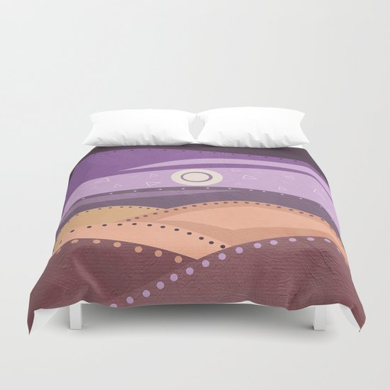 Textures/Abstract 120 Duvet Cover