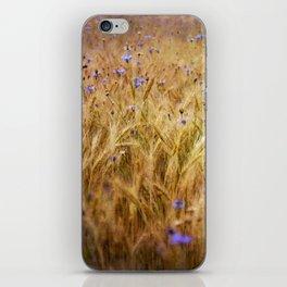 Summer gold iPhone Skin