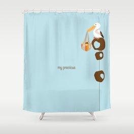 My Precious Shower Curtain