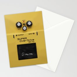 Super OverDrive Stationery Cards