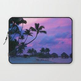 Tahitian Sunset Laptop Sleeve