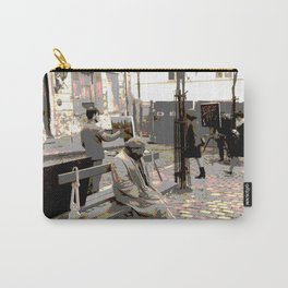 Art Philanthropist and Critic Carry-All Pouch