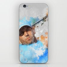 Sergio Garcia iPhone & iPod Skin