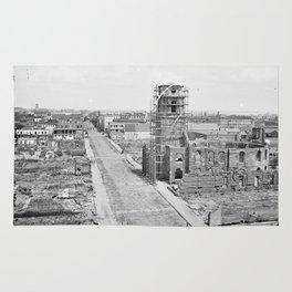 Charleston, S.C. 1865 Rug