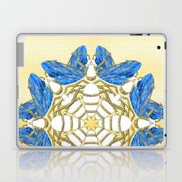 Heavenly Bees Laptop & iPad Skin