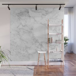 White Marble Edition 2 Wall Mural