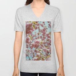 Blossoms #03 Unisex V-Neck