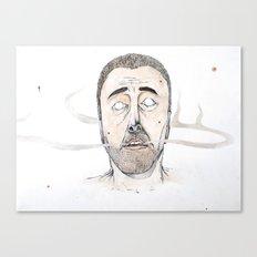 Sickly Fellow Canvas Print