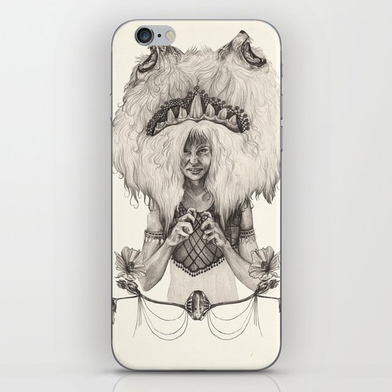 L E O  iPhone & iPod Skin