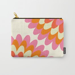 Dahlia at 60's Carry-All Pouch