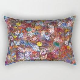 Garden Of Elves Rectangular Pillow