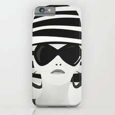 Snapshot (black & white) Slim Case iPhone 6s