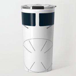 Turboprop Nose Travel Mug