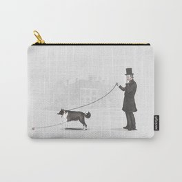 Walking the Dog Carry-All Pouch
