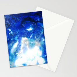 Bubble Aura Stationery Cards